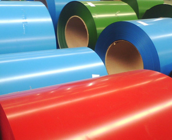 Manaksia Buy Pre Painted Metal And Steel Coils At The